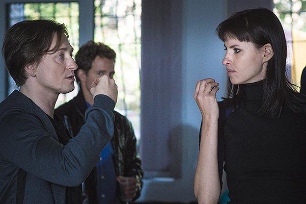 Сергей Безруков и Анна Матисон Фото: spletnik.ru