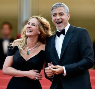Джулия Робертс: о союзе с Джорджем Клуни и страхе потерять деньги