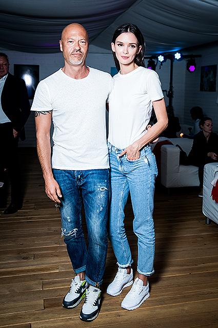 Федор Бондарчук и Паулина Андреева на закрытой вечеринке в Сочи Фото: spletnik.ru