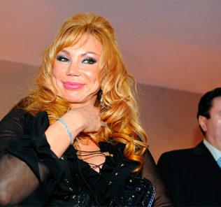 Маша Распутина не отдает дочь бывшему мужу