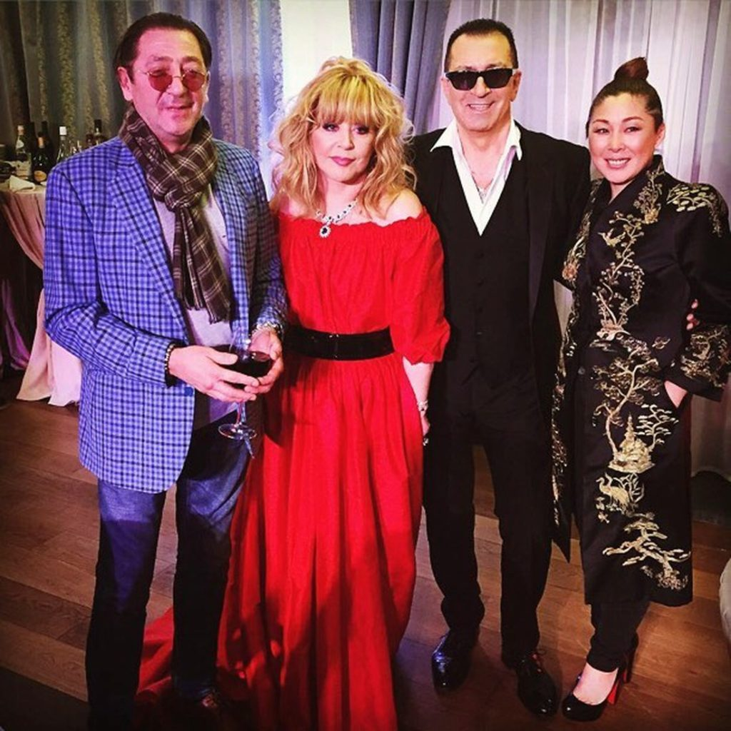 Помолодевшая Алла Пугачева произвела фурор на вечеринке Фото: Инстаграм