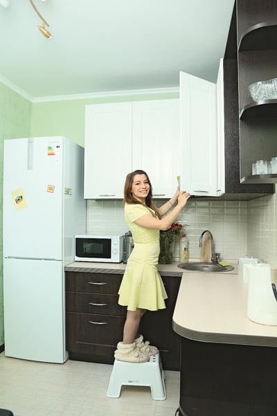 Дочь Розы Сябитовой показала кухню Фото: СтарХит