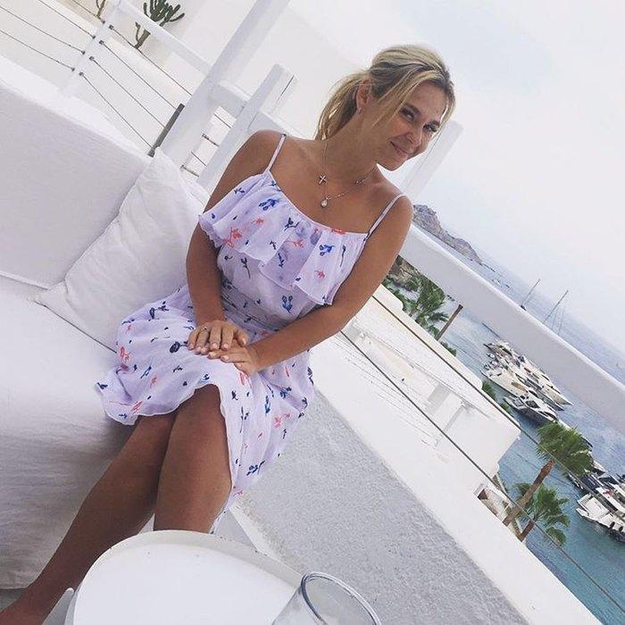 Пелагея отдыхает в Греции с Иваном Телегиным Фото: Инстаграм