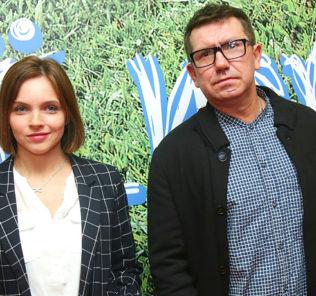 Сергей Кристовский женился на актрисе, младшей на 17 лет