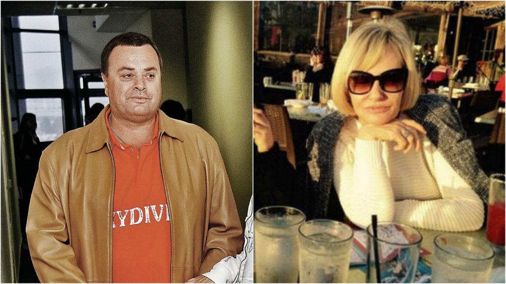 Владимир Фриске пообщался с бывшей тещей актера Константина Хабенского Фото: Инстаграм