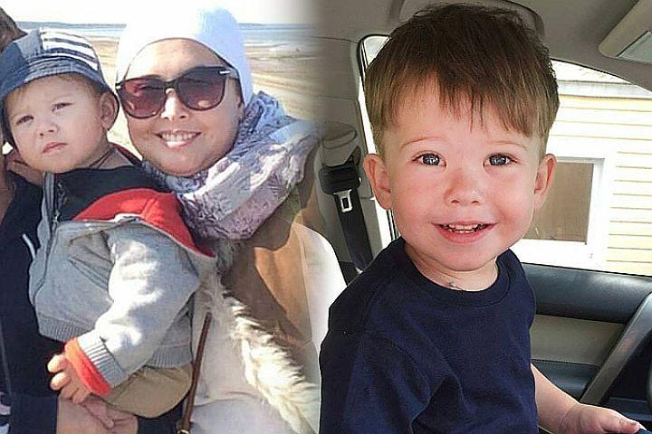 Жанна Фриске с сыном Платоном Фото: Инстаграм