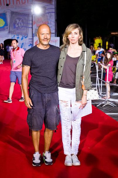 Светлана и Федор Бондарчук Фото: cosmo.ru