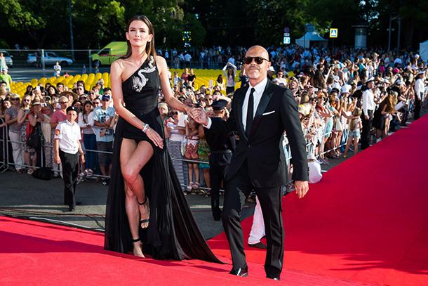 Это официально: Федор Бондарчук встречается с Паулиной Андреевой