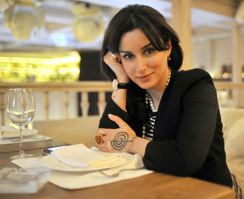 Тина Канделаки тайно вышла замуж
