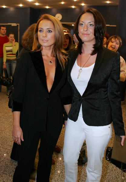 Наталья Фриске с сестрой Жанной Фото: Starface
