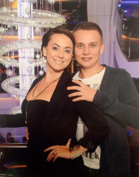 Наталья Фриске с супругом Фото: Инстаграм