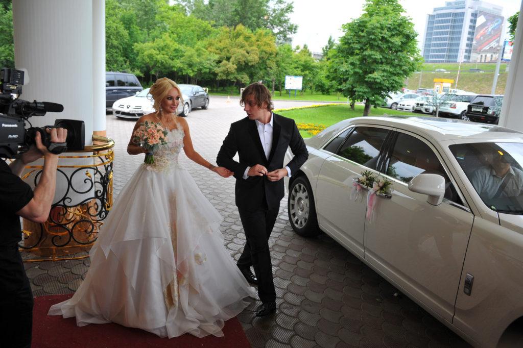 Лера Кудрявцева и Игорь Макаров поженились в 2013 году Фото: Инстаграм