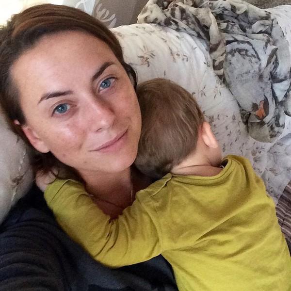 Наталья Фриске с племянником Платоном Фото: Инстаграм
