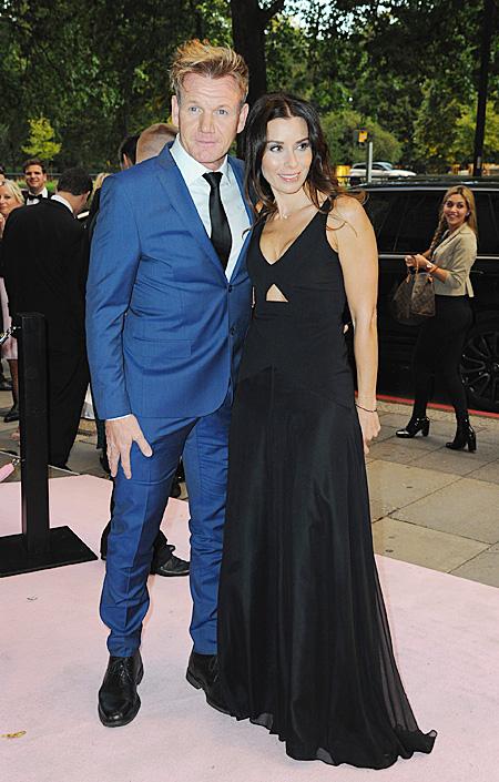 Гордон Рамзи с беременной женой Фото: Gettyimages