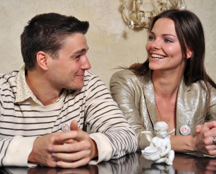 Максим Матвеев и Елизавета Боярская Фото: woman.ru