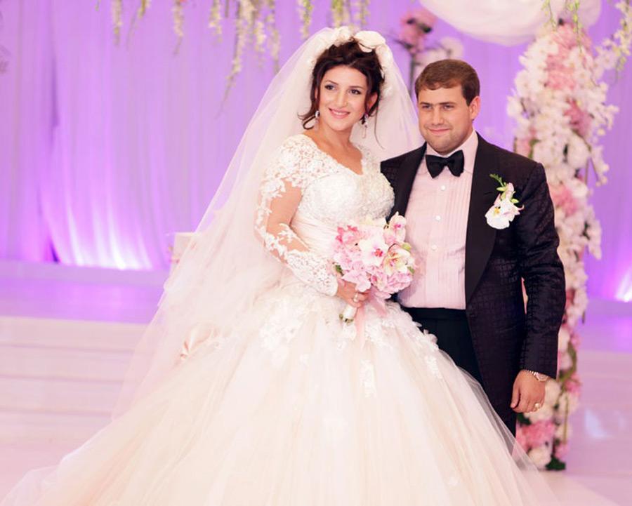 Свадьба Жасмин и Илана Шора Фото: Инстаграм
