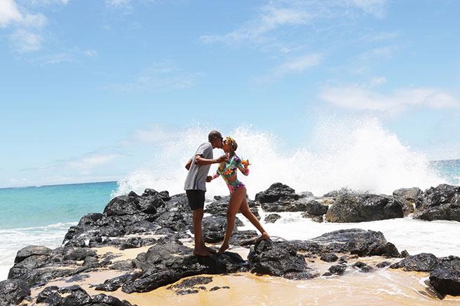 Бейонсе и Джей Зи на Гавайях Фото: Инстаграм