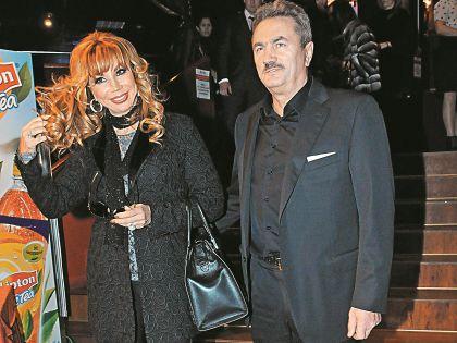 Маша Распутина с мужем Фото: Инстаграм