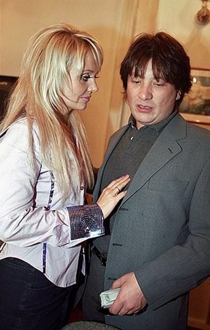 Певица Валерия и Александр Шульгин Фото: ВКонтакте