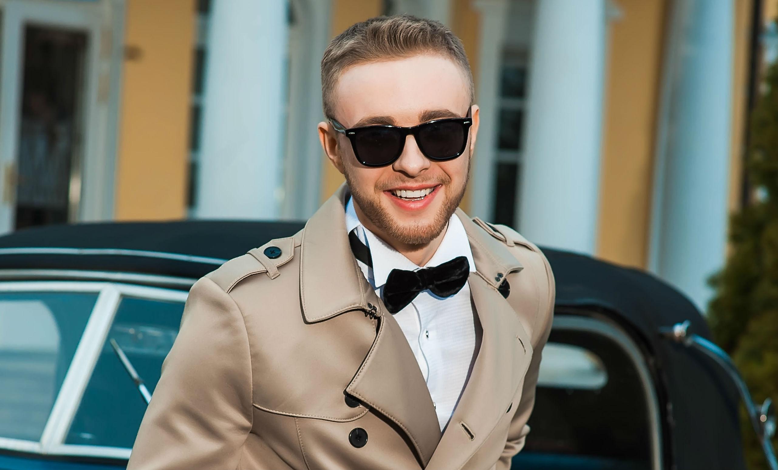 Егор Крид. Фото с сайта www.wday.ru
