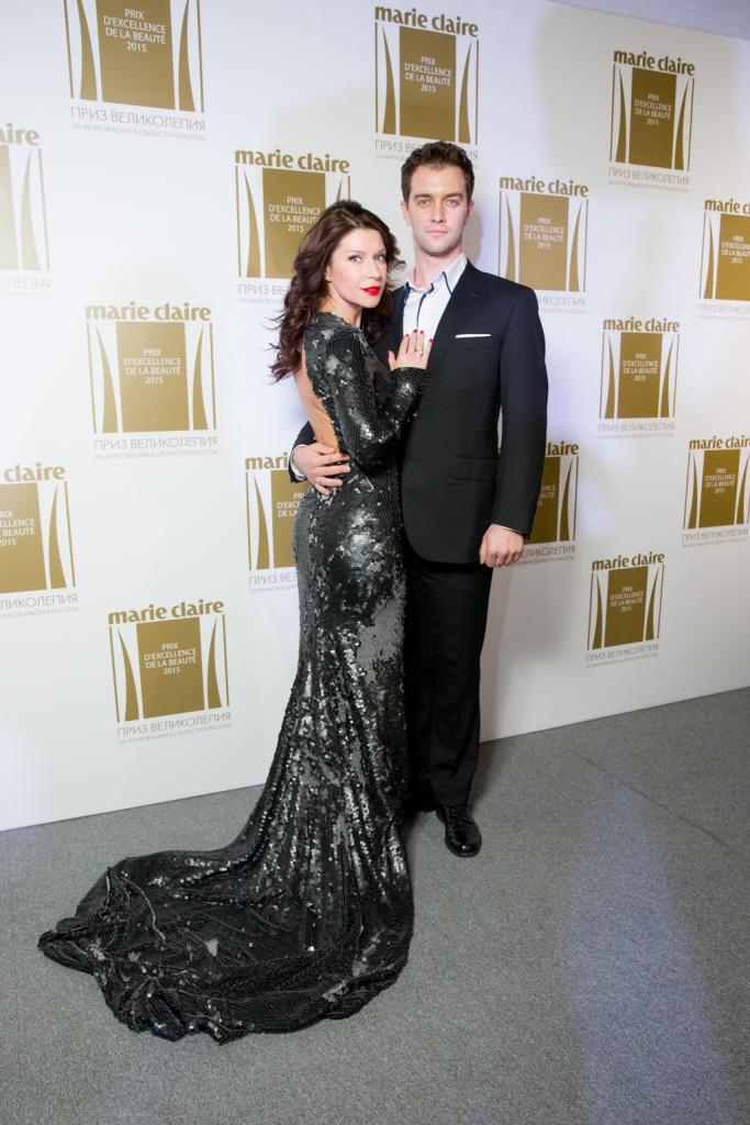 Екатерина Волкова с супругом Андреем Карповым(2)