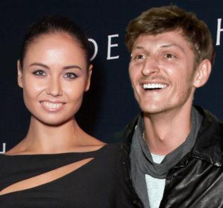 Ляйсан Утяшева и Павел Воля. Фото с сайта www.wday.ru