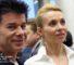 Олег Газманов с женой. Фото с сайта photo.guzei.com