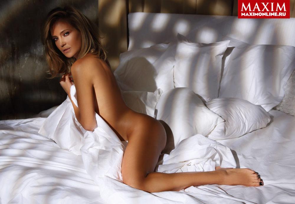 Наталья Ионова. Фото с сайта www.maximonline.ru
