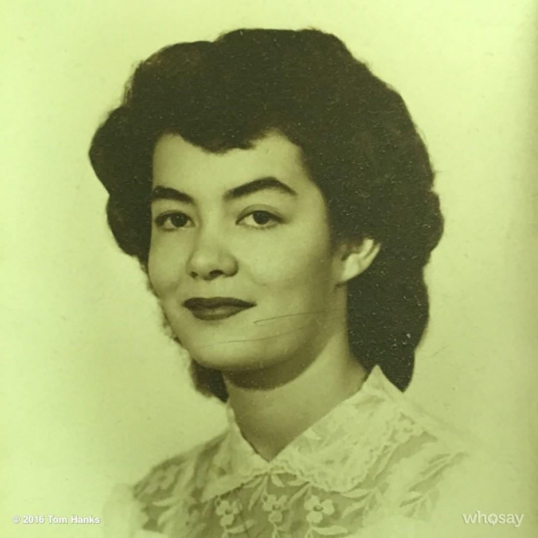 мать Тома Хэнкса1