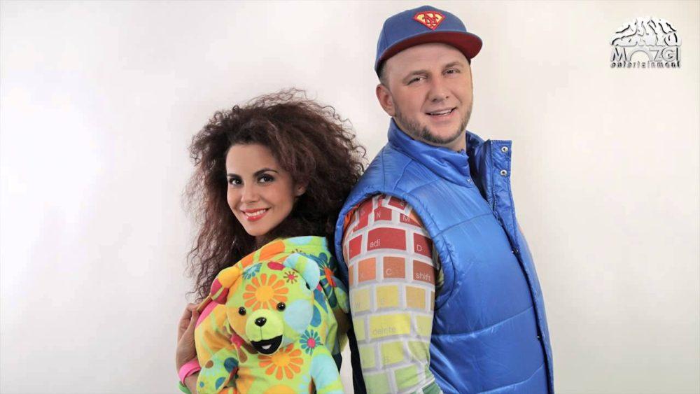 Потап и Настя. Фото с сайта www.youtube.com