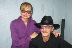 Михаил Боярский и Лариса Луппиан. Фото с сайта m.moe-online.ru