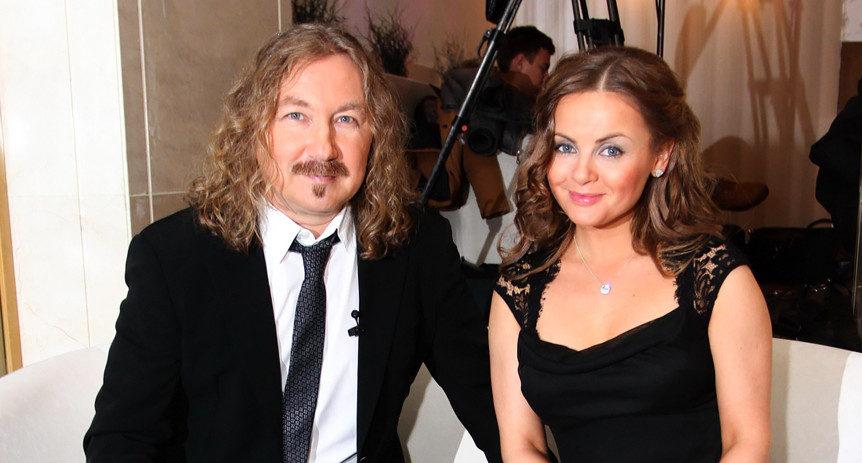 Игорь Николаев и Юлия Проскурякова. Фото с сайта lady.mail.ru