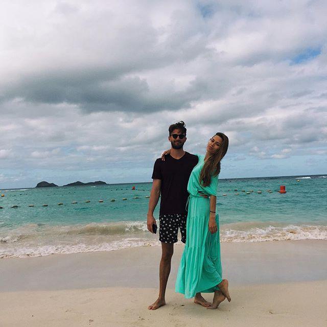Виктория Боня с мужем Алексом Смерфитом Фото: Инстаграм