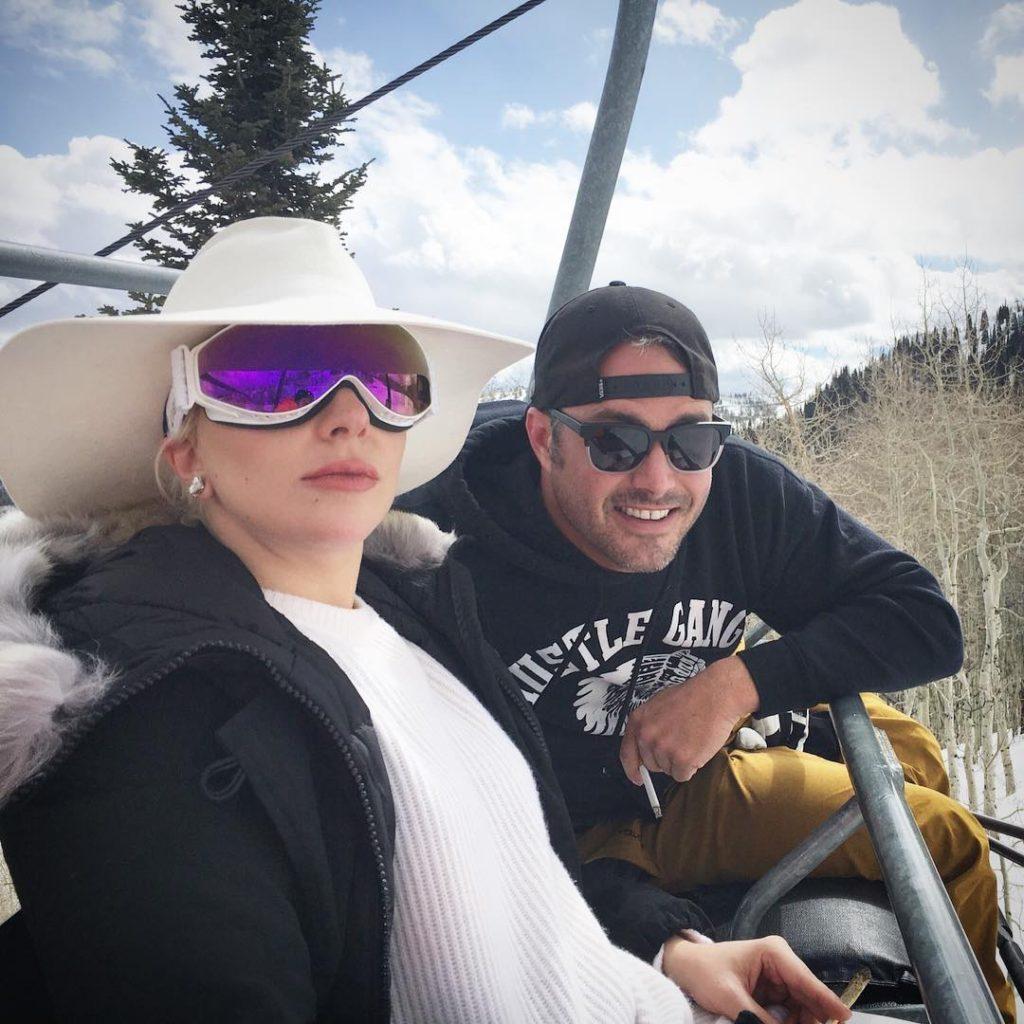 Леди Гага проводит выходные с Тейлором Кинни Фото: Инстаграм