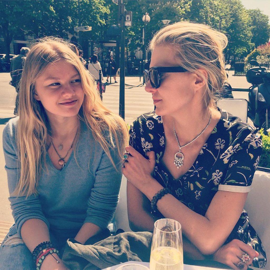 Рената Литвинова с дочкой Ульяной Фото: Инстаграм
