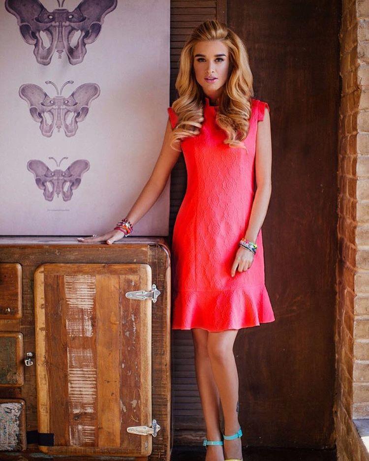 Ксения Бородина была лицом магазина одежды Фото: Инстаграм