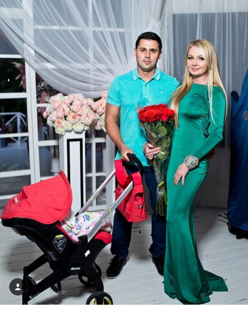 Дарья Пынзарь с мужем Сергеем Фото: Инстаграм