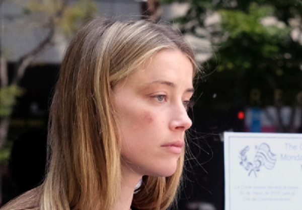 В мае актриса Эмбер Херд обвинила Джонни Деппа в домашнем насилии Фото: TMZ