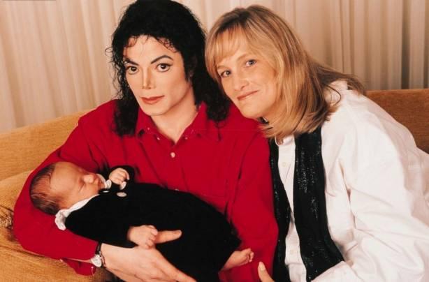 Дебби Роу и Майкл Джексон Фото:  Gettyimages.com