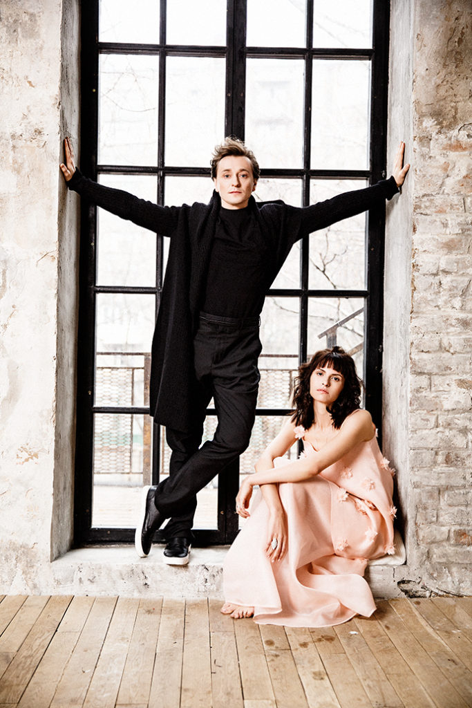 Сергей Безруков и Анна Матисон Фото: TIMUR ARTAMONOV