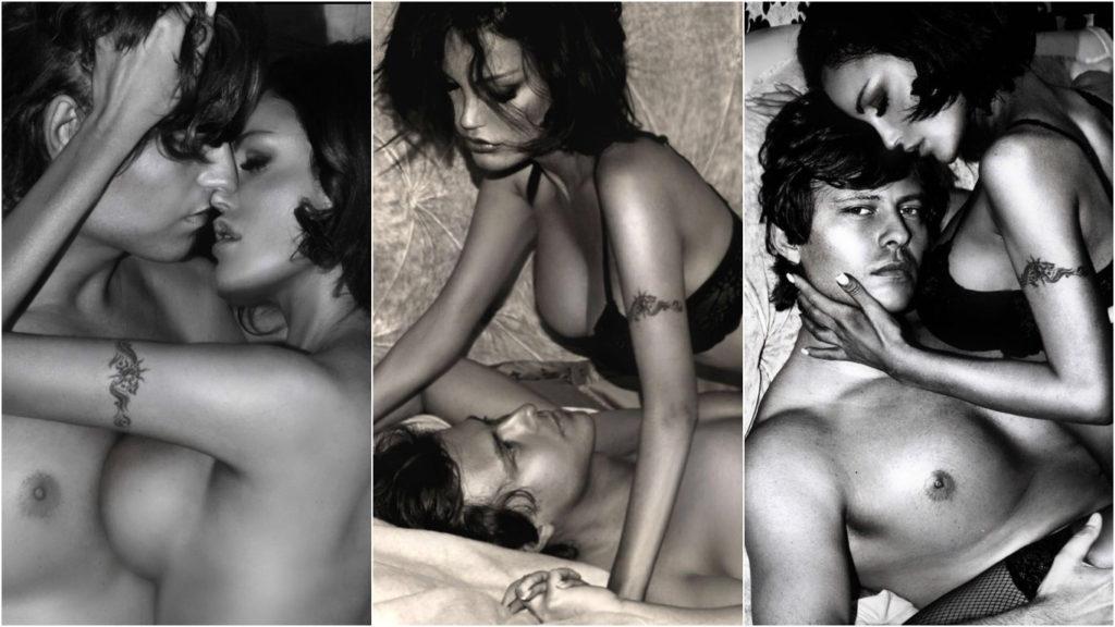 Прохор Шаляпин удивил серией эротических снимков с Яной Гривковской Фото: Инстаграм