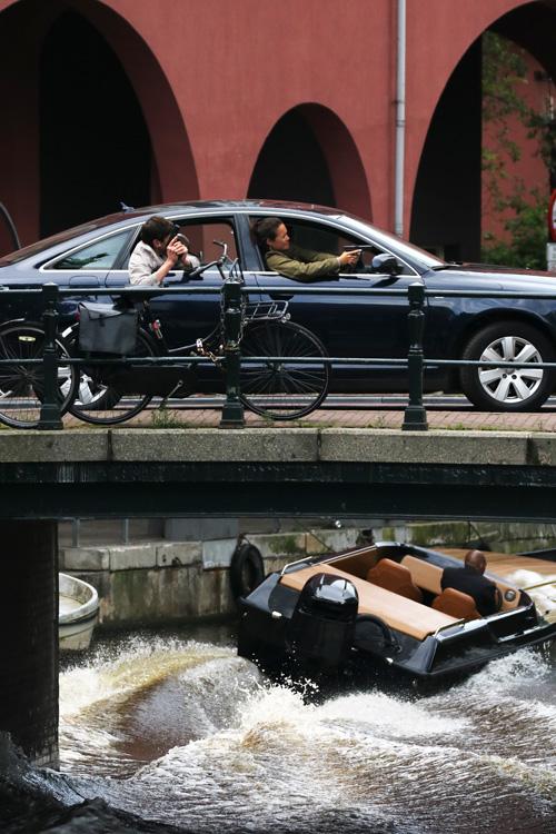 "Кадр со съемок фильма ""Телохранитель киллера"" (The Hitman's Bodyguard) Фото: imdb.com"