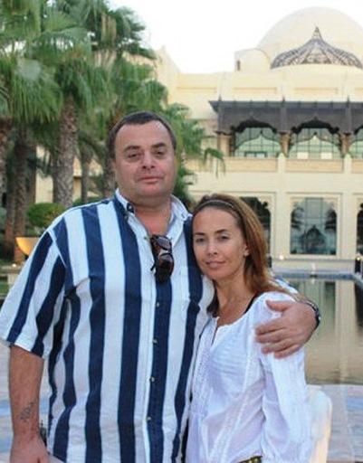Жанна Фриске со своим отцом Владимиром Борисовичем Фото: starslife.ru