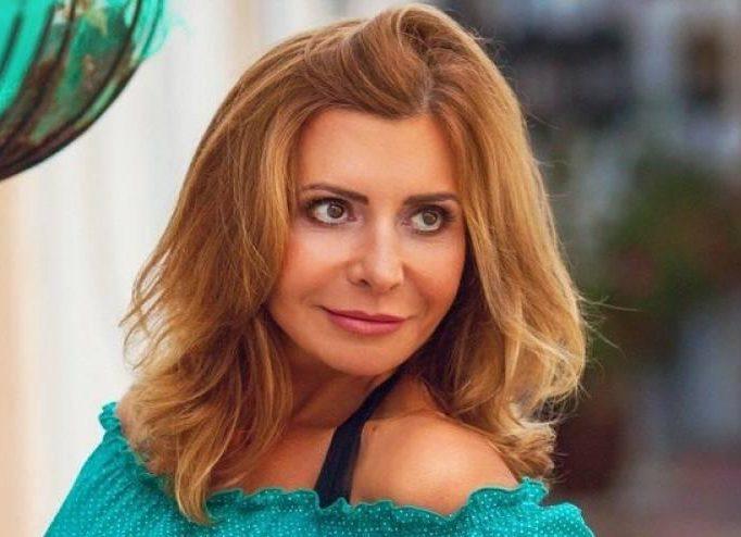 Ирина Агибалова. Фото с сайта www.vokrug.tv