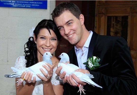 Картинки по запросу Екатерина Волкова и Андрей Карпов свадьба