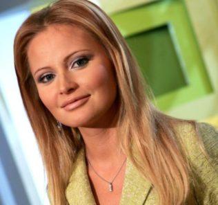 Дана Борисова. Фото с сайта joinfo.ua