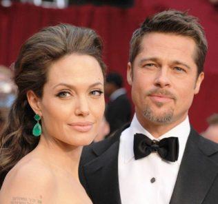 Анджелина Джоли и Бред Питт. Фото с сайта miridei.com