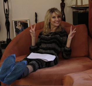 Екатерина Архарова нашла новую любовь в лице польского актера