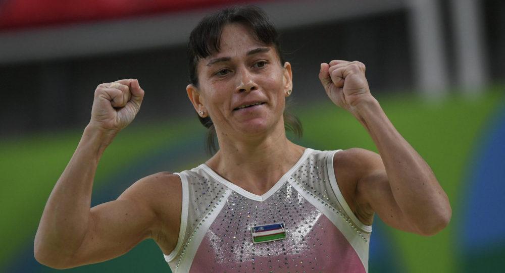 Оксана Чусовитина. Фото с сайта rsport.ru