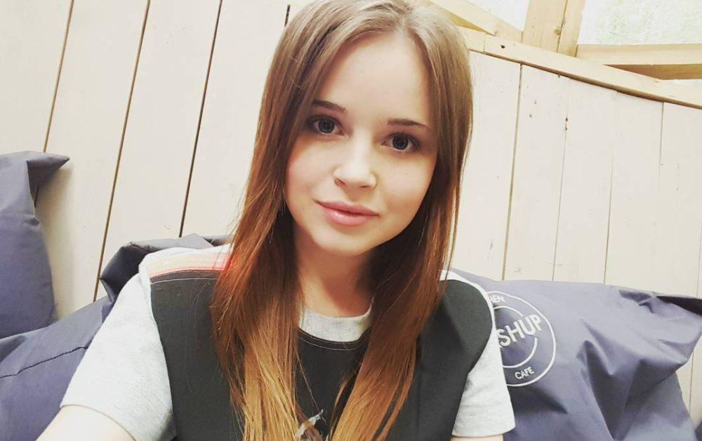Полина Гренц. Фото с сайта www.woman.ru